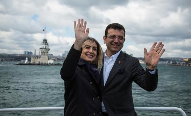 İmamoğlu Çiftinden 'İstanbul Sözleşmesi' Mesajı: 'Kazanan Kadınlar Olacaktır'