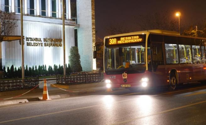 İmamoğlu, İstanbul'da Alınacak Koronavirüs Önlemlerini Açıkladı: '24 Saat Ulaşım Hizmetine Ara Verilecek'