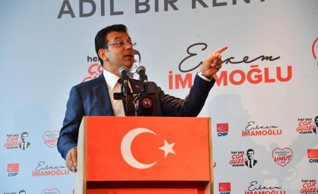 İmamoğlu'ndan Yeni Vaatler: 'İstanbul'un Nimetlerini 16 Milyon İnsana Adil Bir Şekilde Paylaştıracağım'