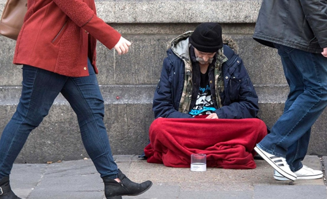 İngiltere'de evsizlik krizinin önüne geçilemiyor! 1,5 milyon kişi konut bekleme listesinde bile yer almıyor