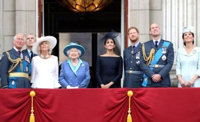 İngiltere'nin gündemine oturan ırkçılık iddiasıyla ilgili yeni gelişme! Buckingham Sarayı jet hızıyla yalanladı