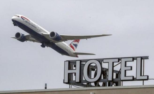 İngiltere otellerde karantina uygulamasını 15 Şubat'ta başlatacak