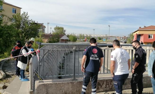İntihar mı, Cinayet mi? İstanbul Sancaktepe'de Köprü Korkuluklarına Asılı Ceset Bulundu