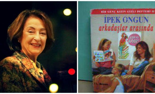 İpek Ongun ve Ergenliğimizin Efsane Kitap Serisi: Bir Genç Kızın Gizli Defteri