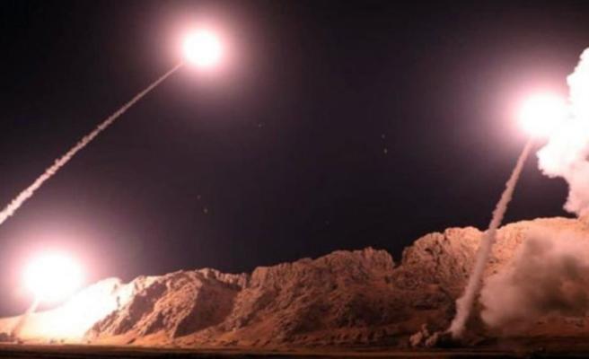 Irak'ta ABD öncülüğündeki koalisyon güçlerine ait üsse roketli saldırı