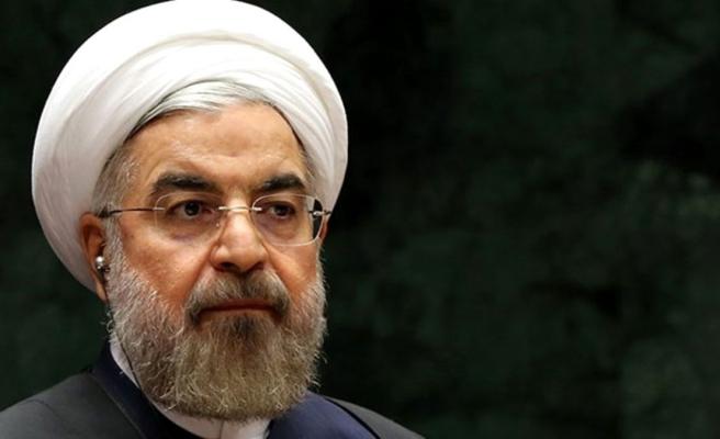 İran Cumhurbaşkanı Ruhani'den Biden'a çağrı: Gelecek ABD hükümeti İran'la ilgili yükümlülüklerine geri dönmeli