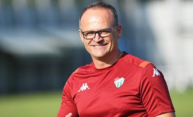 İrfan Buz: 'Adanaspor maçında inşallah birincil galibiyeti alacağız'