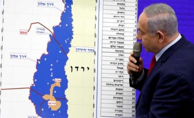 İşgalci Netenyahu'nun skandal vaatlerine tepkiler sürüyor