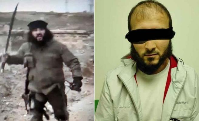 IŞİD Lideri Bağdadi'nin 'Sağ Kolu' İstanbul'da Yakalandı