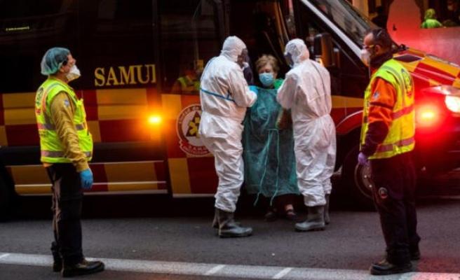 İspanya'da koronavirüs sebebiyle 18 Mayıs'ta 59 birey hayatını kaybetti