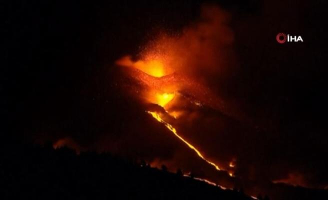 İspanya'daki yanardağ hava kalitesini düşürdü