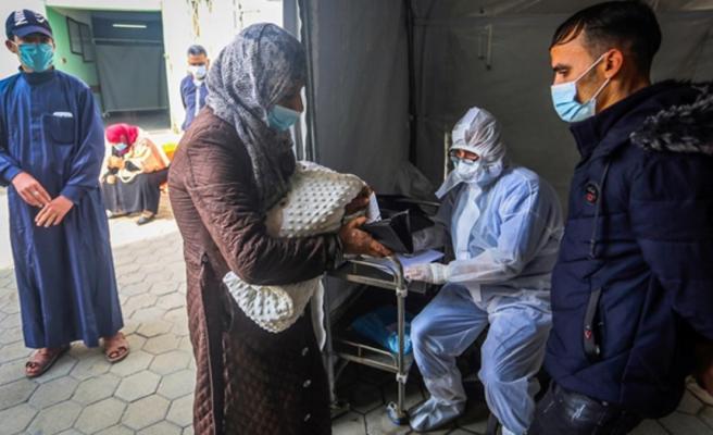 İsrail'in bu yaptığı insanlık ayıbı değil de nedir! Filistinlilere gidecek 20 bin korona aşısına el koydular
