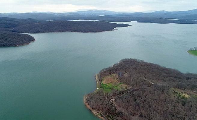 İstanbul'da barajların doluluk oranı yüzde 76