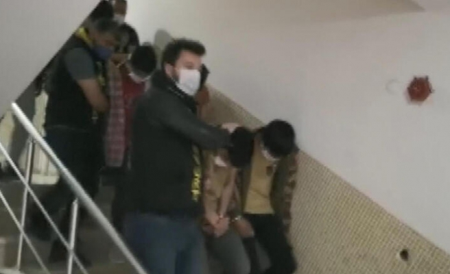 İstanbul'da Rehine Operasyonu: Pakistan Uyruklu Kişiyi Kaçırıp 50 Bin Euro Fidye İstediler