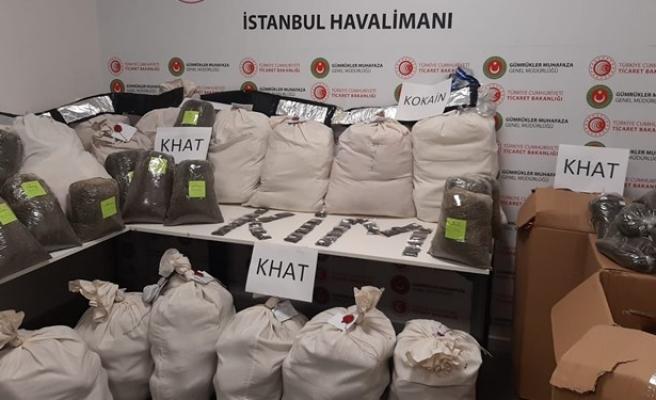 İstanbul Havalimanı'nda 24 Milyon Liralık Uyuşturucu Operasyonu