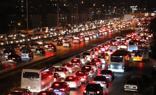 İstanbul trafiği tahlil edildi!