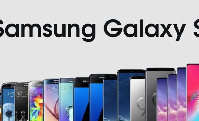 İşte Galaxy S Serisi yolculuğu