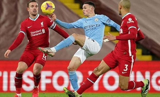 İşte Premier Lig bu! Liverpool'un Manchester City'le 2-2 berabere kaldığı maç nefes kesti