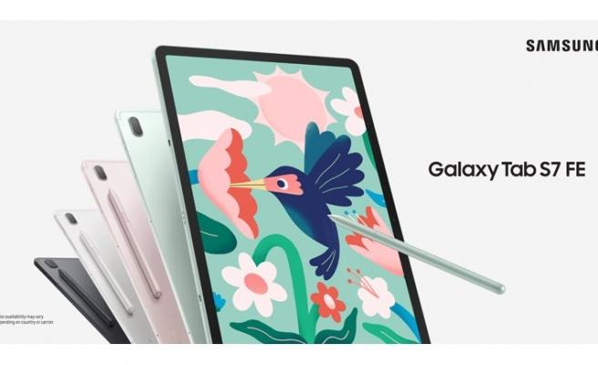 İşte Samsung'un yeni tabletleri!