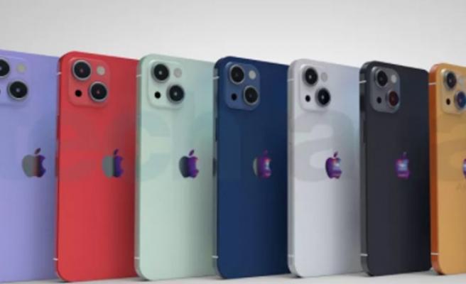 İşte yeni iPhone 13 seçenekleri