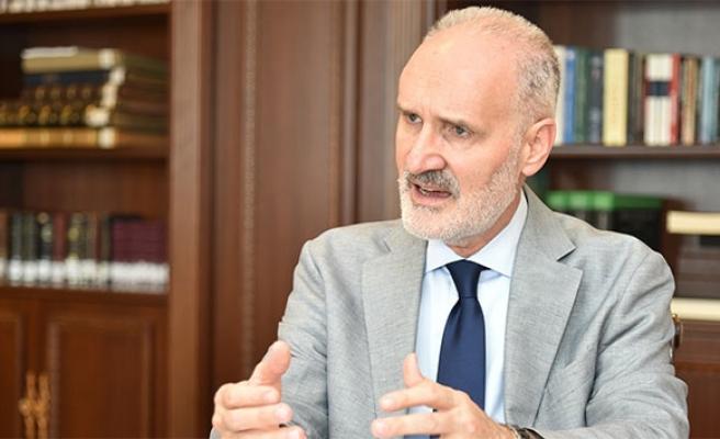 İTO Başkanı Avdagiç'ten 'Barış Pınarı Harekatı' mesajı