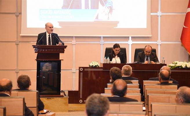 İTO Başkanı Avdagiç: 'Ticari kredilerin daha da aşağı inmesini arzu ediyoruz'