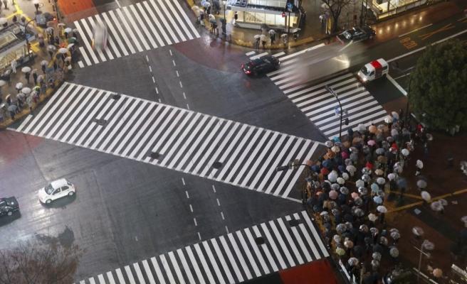 Japonların Yaya Geçidinde Kendilerine Yol Verildiğinde Yaptıkları Hareket Sizi Duygulandıracak
