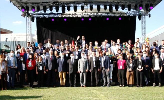 Jean Monnet Burs Programı Mezunları Ankara'da Buluştu