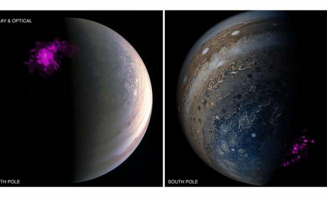 Jüpiter'in 40 yıllık gizemi çözüldü