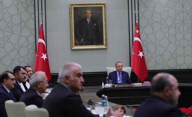 Kabinede 4 Önemli Gündem... Erdoğan Alınan Kararları Açıklayacak