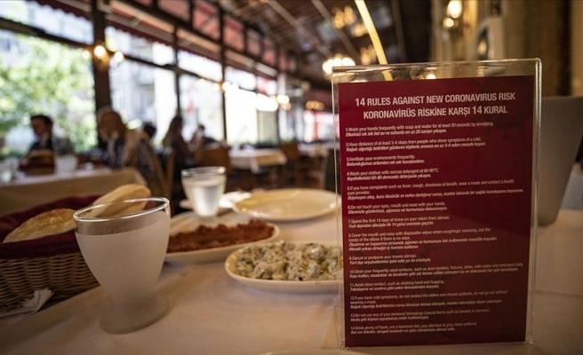 Kafe ve Restoranlara 'Londra Formülü': 17 Mayıs'tan Sonra Nasıl Bir Yol Haritası İzlenecek?