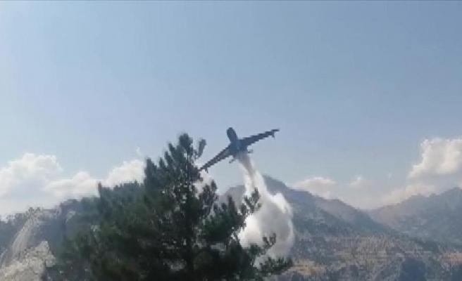 Kahramanmaraş'ta Yangın Söndürme Uçağı Düştü, 8 Personel Hayatını Kaybetti