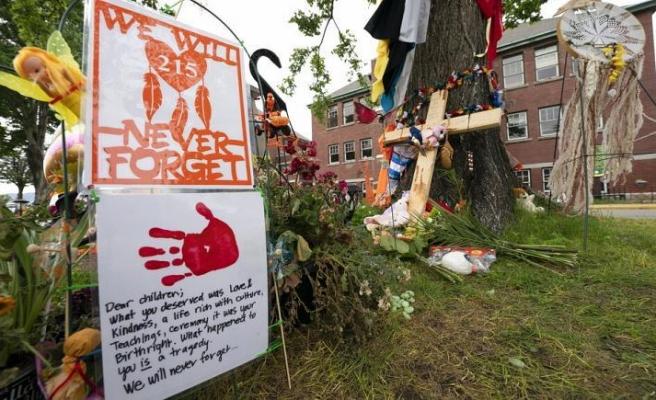 Kanada'da 160 Çocuğun Bulunduğu Bir Toplu Mezar Daha Bulundu