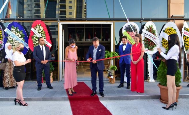 Kanada'nın ilk Türk Holdingi, Ankara'da İhracat Odaklı Mobilya Showroomu açtı
