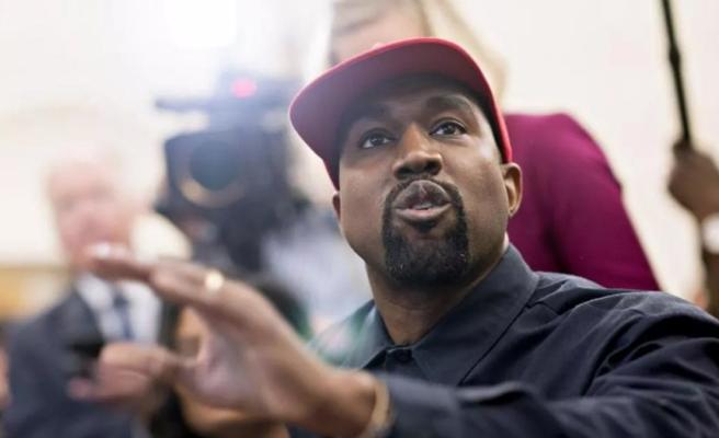 Kanye West'in ayakkabısı rekor fiyata satıldı