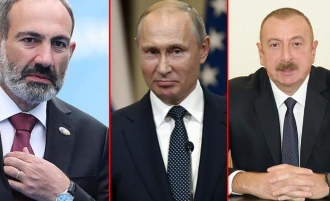 Karabağ zirvesi öncesi Putin'den açıklama: Bölgede durum şu anda sakin