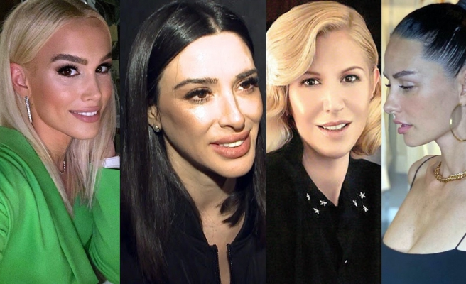 Kardelen Acar, Aslıhan Doğan Turan, Derin Mermerci ve Yasemin Özilhan VIP oldu!