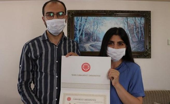 Kardeşinin ilik bağışı ile kanseri yendi