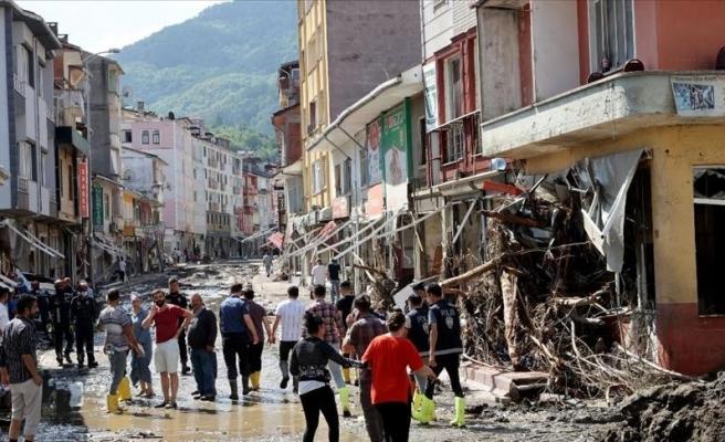 Kastamonu'ya Giden CHP'li Altay: 'AFAD'a Yapılan 329 Kayıp Başvurusu Var'