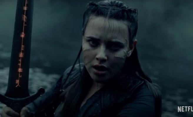 Katherine Langford'lı Yeni Netflix Dizisi Cursed'den Fragman Geldi