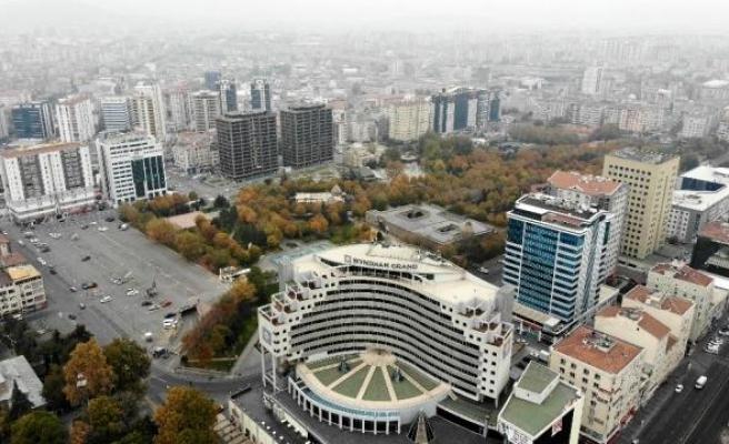 Kayseri'de Sokağa Çıkma Yasağı Yanlış Anlaşıldı, Caddeler Boş Kaldı