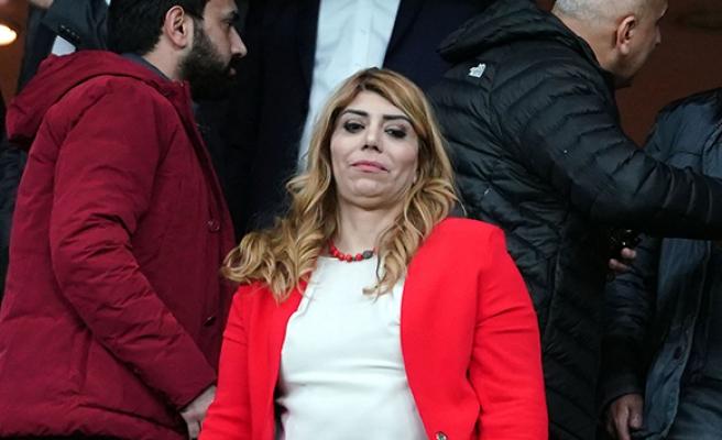 Kayserispor Başkanı Berna Gözbaşı: 'Gelecek haftalar için umutluyuz'