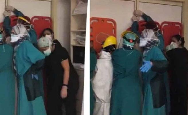Keçiören'de Sağlık Çalışanlarına Saldıran 5 Kişi İçin İstenen Ceza Belli Oldu