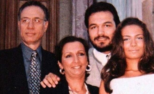 Kemal Sunal'ın kızı Ezo Sunal anne oldu