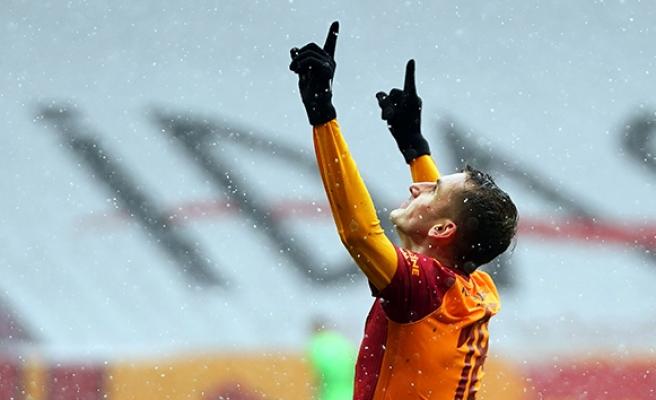 Kerem Aktürkoğlu 2. golünü kaydetti
