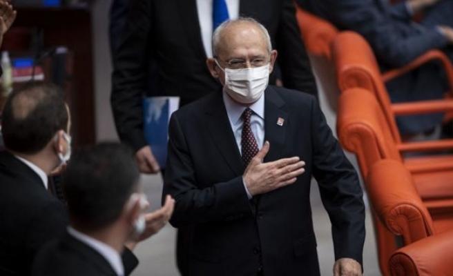 Kılıçdaroğlu, Erdoğan'a 'Sözde Cumhurbaşkanı' Dedi, AKP'liler Tepki Gösterdi
