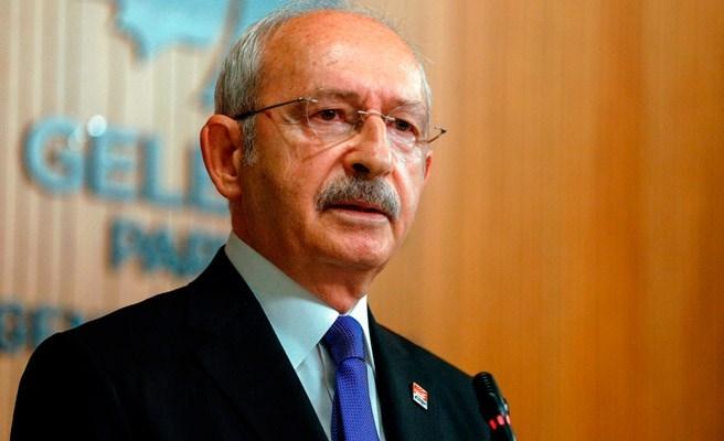 Kılıçdaroğlu: 'Recep Tayyip Erdoğan, Türkiye Cumhuriyeti İçin Milli Güvenlik Sorunu Haline Gelmiştir'