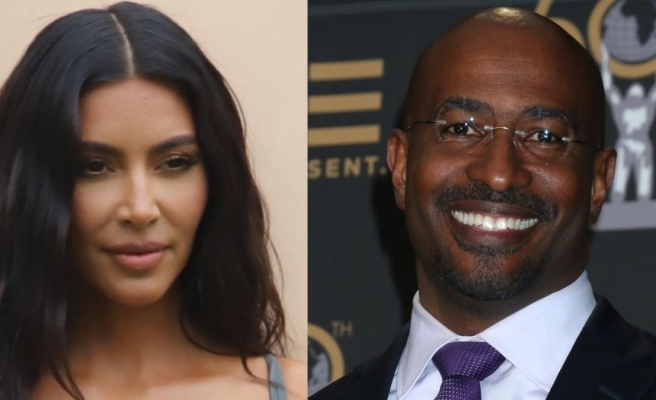 Kim Kardashian, boşanmadan sevgili yaptı