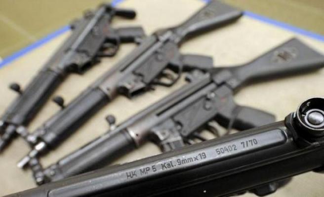 Kimse Nerede Olduklarını Bilmiyor: Emniyet ve Jandarma Envanterindeki 100 Binden Fazla Silah 'Kayıp'