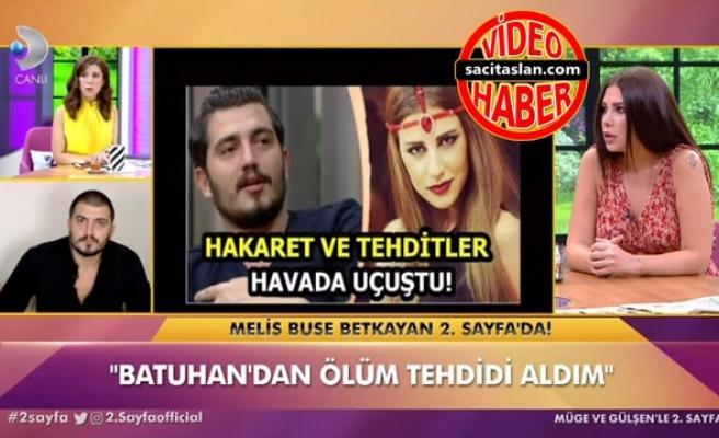 'Kısmetse Olur' ile tanınan Batuhan ve Melis Buse'nin olay kavgası!